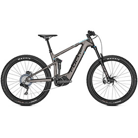 FOCUS Jam² 9.7 Plus Di2 E-MTB fullsuspension grå